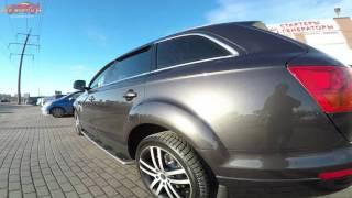 Почему Audi Q7 2009 года выглядит как новый