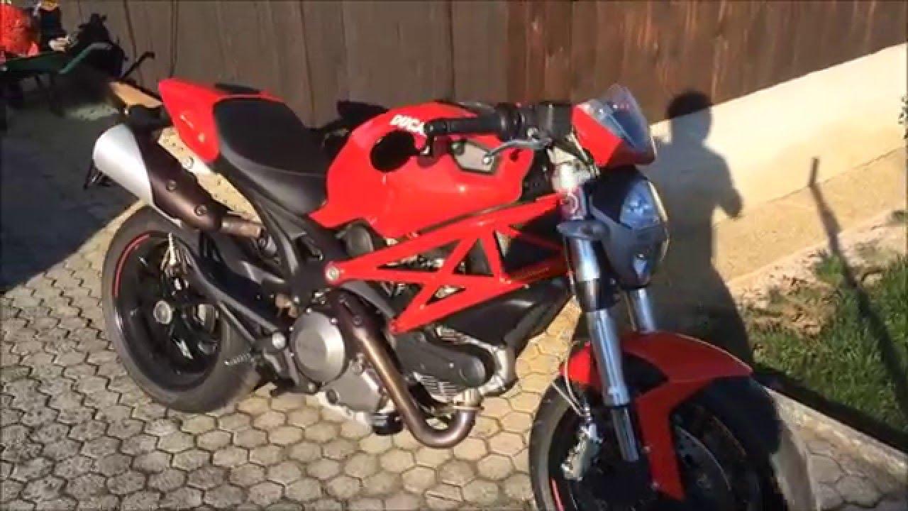 Ducati Monster Mirrors Rizoma