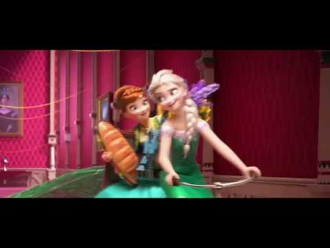 Making Today A Perfect Day ~ Lyrics (Frozen Fever)