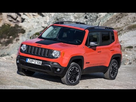 Renegade jeep prix
