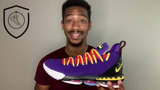 The Sneaker Vault - Lebron 16s Martins