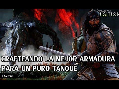 Dragon Age Inquisition - Crafteando la mejor armadura del juego para tanque [HD 1080p]