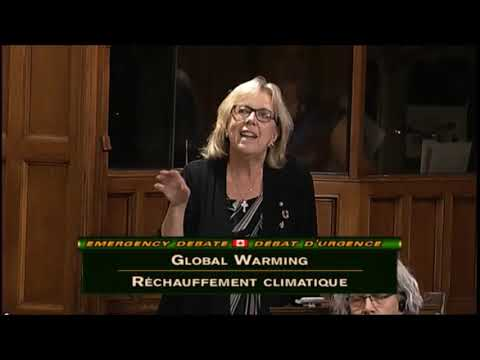 House of Commons Emergency Debate on Climate Change