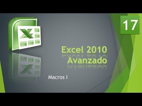 Vídeo Curso de vba