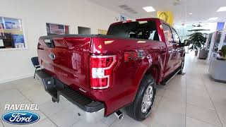 2018 Ford F150 XLT CREW CAB - Walkaround Review in Showroom at Ravenel Ford
