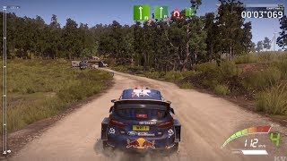 WRC 7 FIA World Rally Championship Gameplay (PC HD) [1080p60FPS]