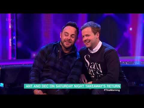 Ant and Dec on Their OBE | This Morning