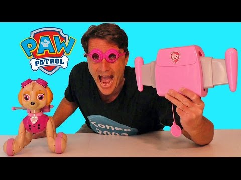 Paw Patrol Skye's Pup Pack ! || Toy Reviews || Konas2002