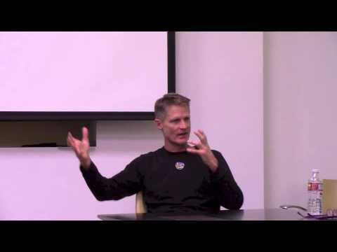 "Don't Be A ""Know It All"" Coach - Steve Kerr - YouTube"