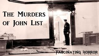 The Murders of John List | Serial Killers and Infamous Murderers | Fascinating Horror