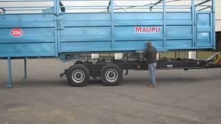 Bétallière MAUPU MPL93 accrocher