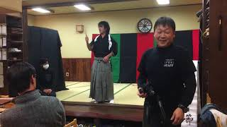 2018年1月15日 茅ヶ崎にある居酒屋 石狩にて行われた第三回素人笑点の前...
