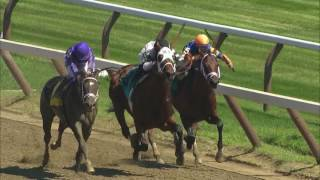 8-20-16 Saratoga Race 2 - Always Dreaming for Place