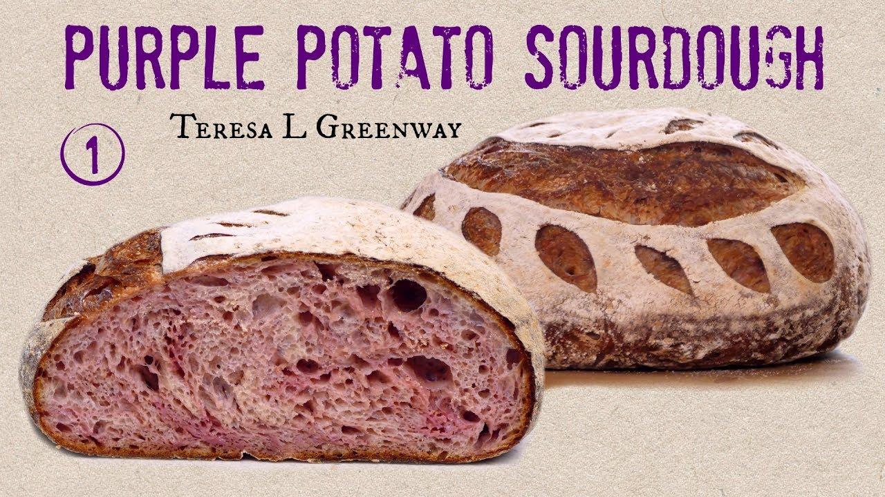 recipe: sourdough potato bread starter [37]