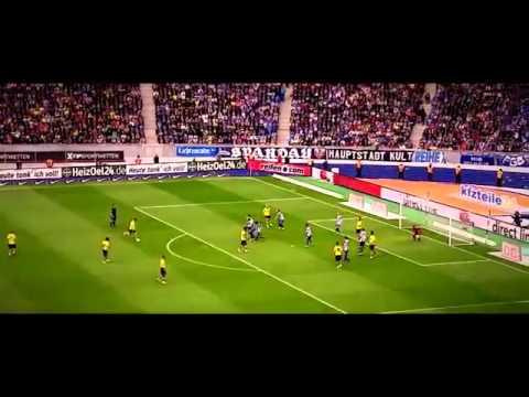 Robert Lewandowski - TOP 10 Goals Of All Time !
