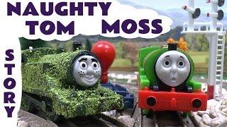 tom moss the prank engine thomas friends funny kids toy story percy james toby gordon episode 3