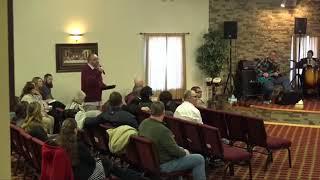 1-14-18 Pastor D. L. Walters - Rhema Word
