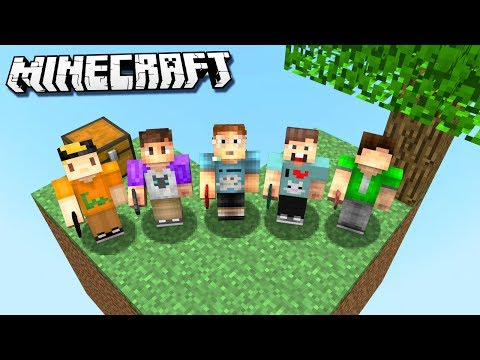 THE PALS SKYBLOCK SURVIVAL! (Minecraft)
