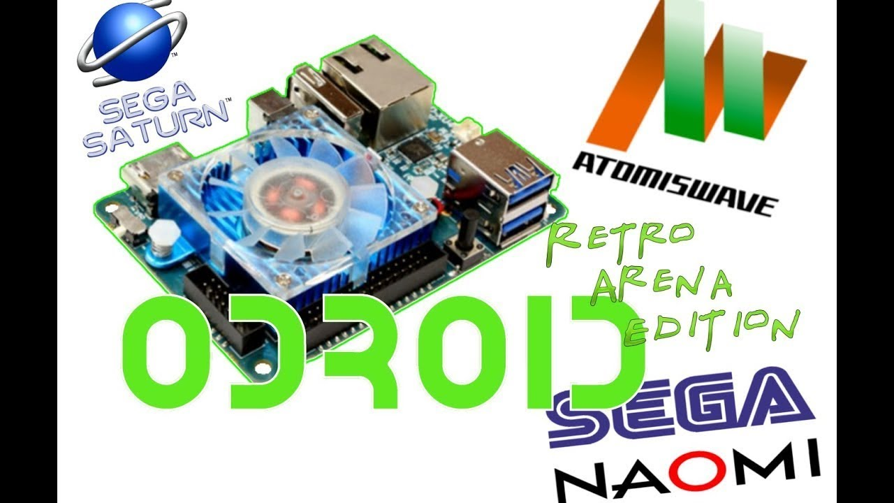 (2019) How to setup RetroPie on ODroid or Raspberry Pi MicroSD
