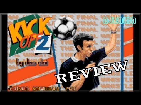 AMIGA : Kick Off 2 - The Final Whistle - Expansion Disk !!