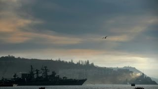 موسكو تعتزم إنشاء قاعدة بحرية دائمة في طرطوس
