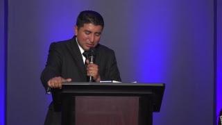 """""""Dios Es Fiel""""- Numeros 23:19.. Domingo, 11 Febrero De 2018 (5PM Servicio)"""