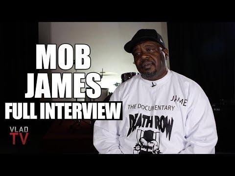Mob James on 2Pac, Suge, Orlando Anderson, Buntry, Closure (