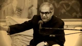 Iftikhar Arif at Al Murtaza -- Jashne-e-Rasool E Khuda (SAW) Part I