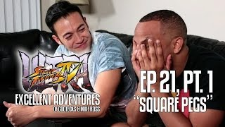 ULTRA Excellent Adventures of Gootecks & Mike Ross! Ep. 21 Pt. 1: SQUARE PEGS
