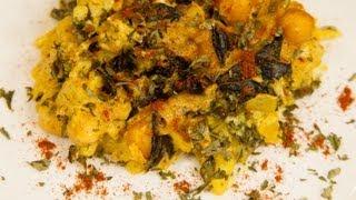 Vegan Kale And Hashbrown Breakfast Casserole (low Salt!)