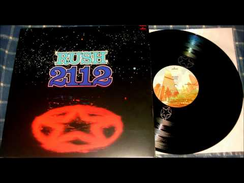 RUSH 2112 - Vinyl 2015 Hologram Edition