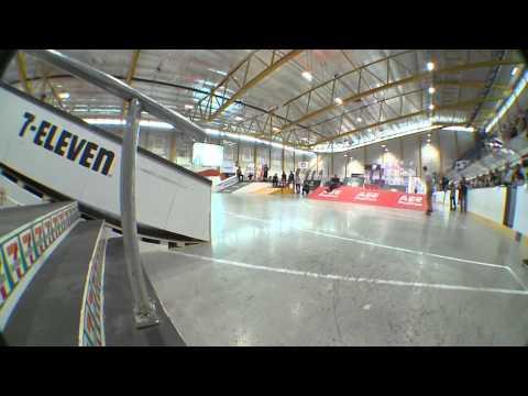 Vill best trick-konkurranse under Oslo Games