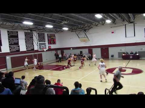 Game 1: Cardinal Spellman High School vs  Dedham High School