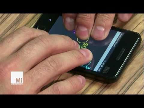 Meizu m9. Ни разу не iPhone