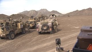 The Scots Dragoon Guards have had the Jackal, or MWMIK, for three-a...