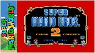 Super Mario Bros. 2 Dream Courses (2011) | Super Mario World Hack