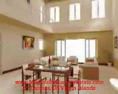 Virgin Islands Pre Construction Magen's Bay Luxury Estate