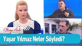 Sıvacı Yaşar Yılmaz neler söyledi? - Müge Anlı ile Tatlı Sert 20 Şubat 2019