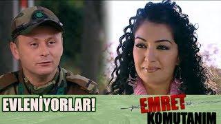 Kerim Asteğmen'in Dertlerini Unutturan KADIN! - Emret Komutanım