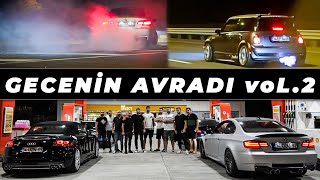 GECENİN AVRADI voL.2 - BMW E92 M3, Honda S2000, Mini R53 GP, BMW M2 | THE MAKİNA