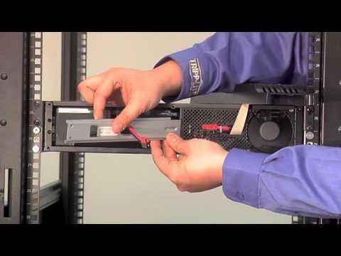 How to Replace the Battery in an On-Line or Line-Interactive Rackmount UPS System