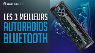 TOP3 : MEILLEUR AUTORADIO BLUETOOTH 2018 ( COMPARATIF & TEST )