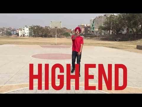 Bhangra on High End  by GBM || Diljit dosanjh ||