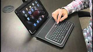 ipad bluetooth keyboard and standing case hipstreet