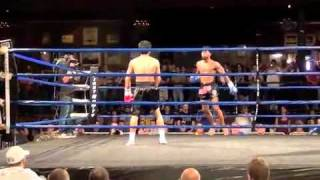 Zingano Muay Thai - Denver Colorado - Sakmongkol Vs. Jamez Martinez