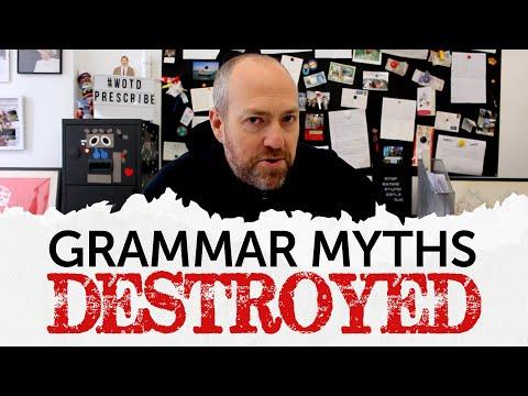 6 common grammar
