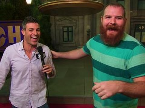 Big Brother Finale: Backyard Interview with Spencer - YouTube