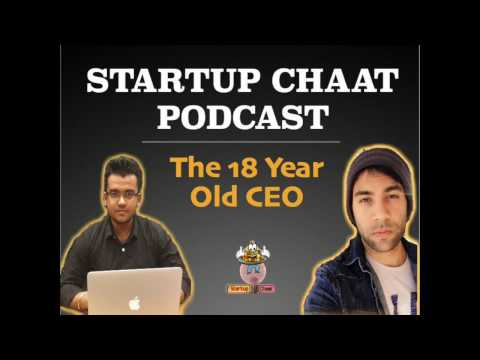 Episode 1 - The 18 Year Old CEO