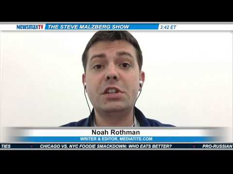 Noah Rothman -- writer and editor at Mediaite.com