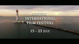 Odessa International Film Festival Image Video 2016(Муза официального постера 7-го Одесского МКФ ожила на экране! В новом имиджевом ролике фестиваля она пленит..., 2016-05-10T09:03:14.000Z)